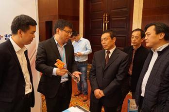 格鲁森应中国石油学会邀请参加第二届中国石油石化腐蚀与防护技术交流大会