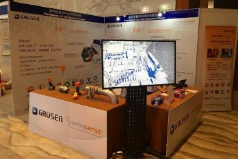 格鲁森应邀参加第四届国际腐蚀工程大会(ICEC2016)